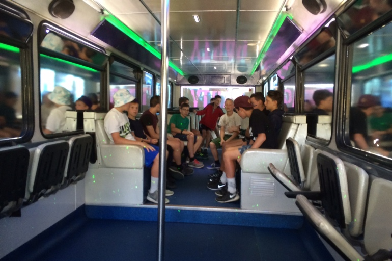 Party Bus For Birthdays And Kids Party Ideas In Auckland - Childrens birthday party ideas auckland