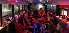 Party Bus BYO Party Buses Personal Host
