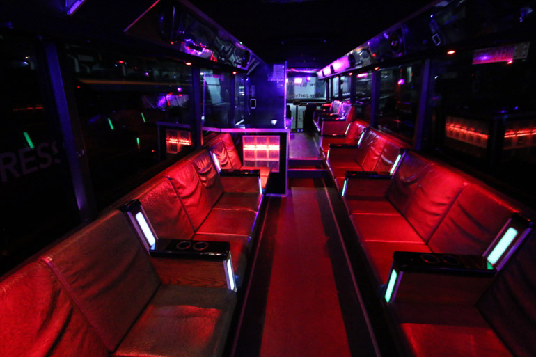 Party Bus Corporate Bus Hire