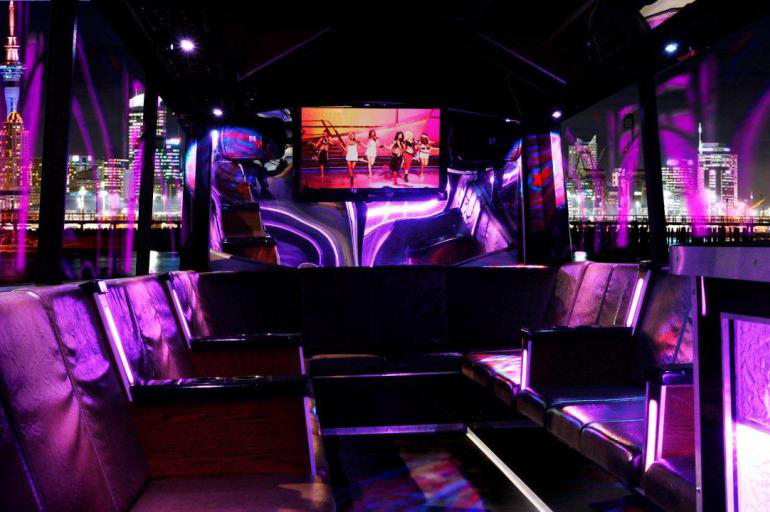 Party Bus Fundraisers