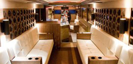 Party Bus Corporate Bus Hire Travel in Style