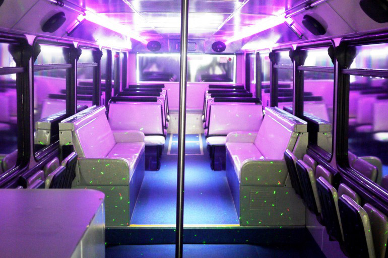 Party Bus Licensed Buses
