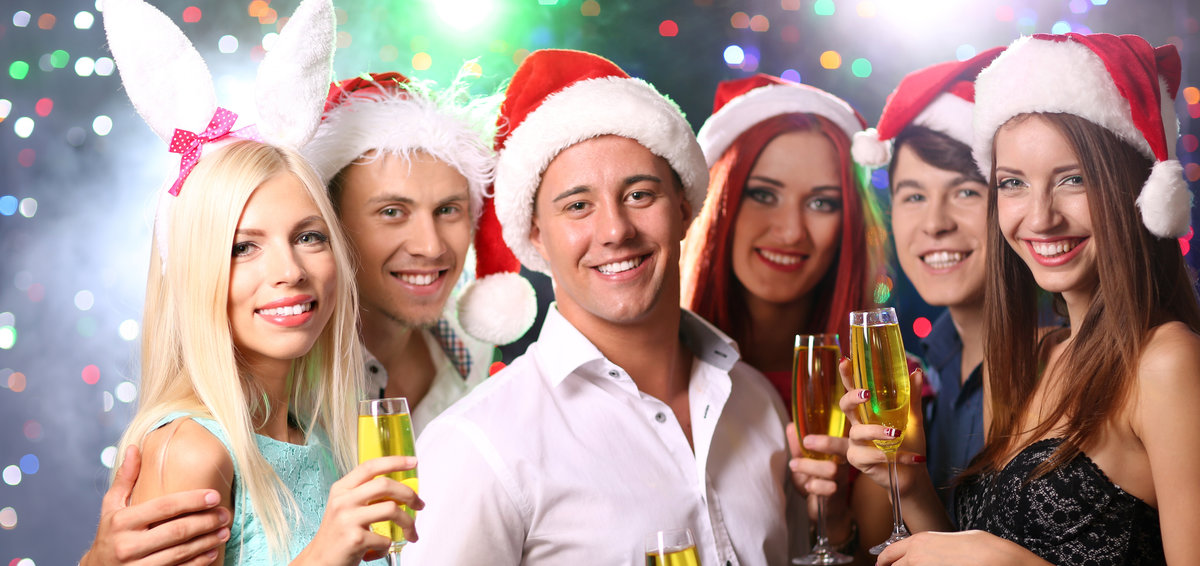 four alternative themes for a successful staff christmas party