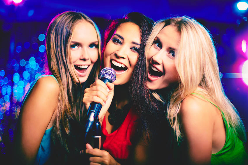It's epic karaoke party time – get ready to have fun