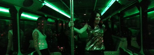 Party Bus 30th
