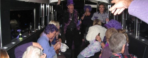 Party Bus Event