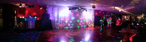 Boogie Nights Dance Floor