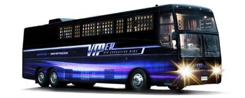 Viper Party Bus