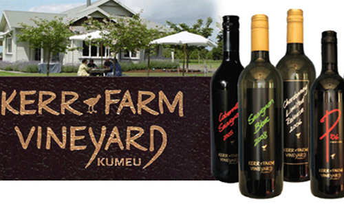 Wine Trails - Kerr Farm Vineyards