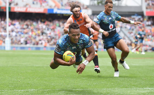 Auckland Nines players