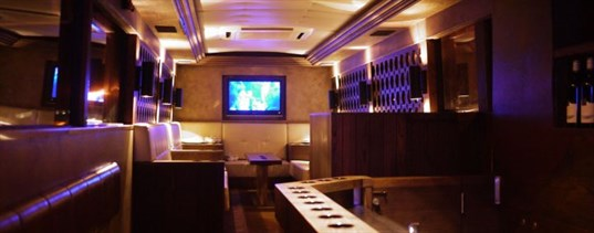 VIPER Coach Interior At Night